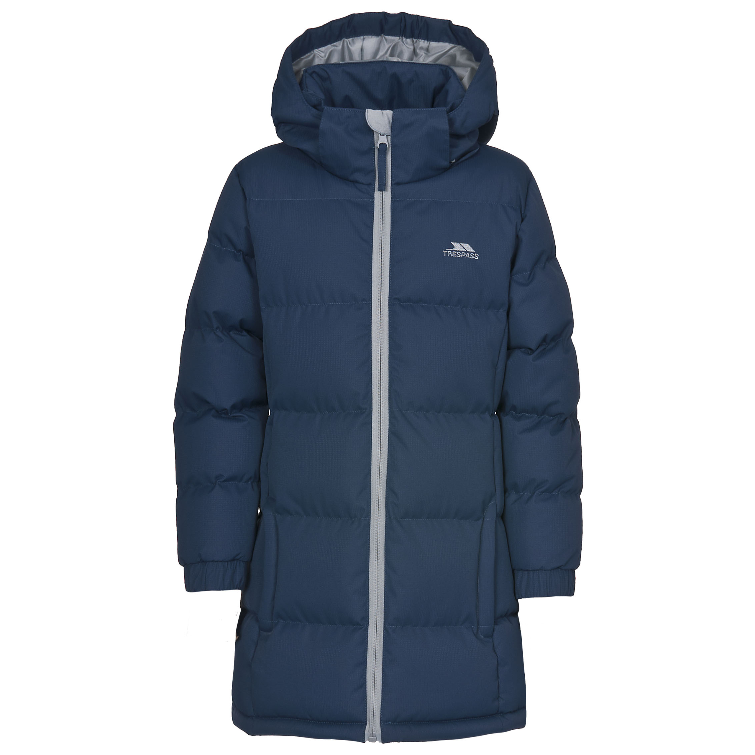 Trespass-Tiffy-Girls-Winter-Coat-Padded-Casual-Longer-Length-amp-Insulated-Jacket thumbnail 17