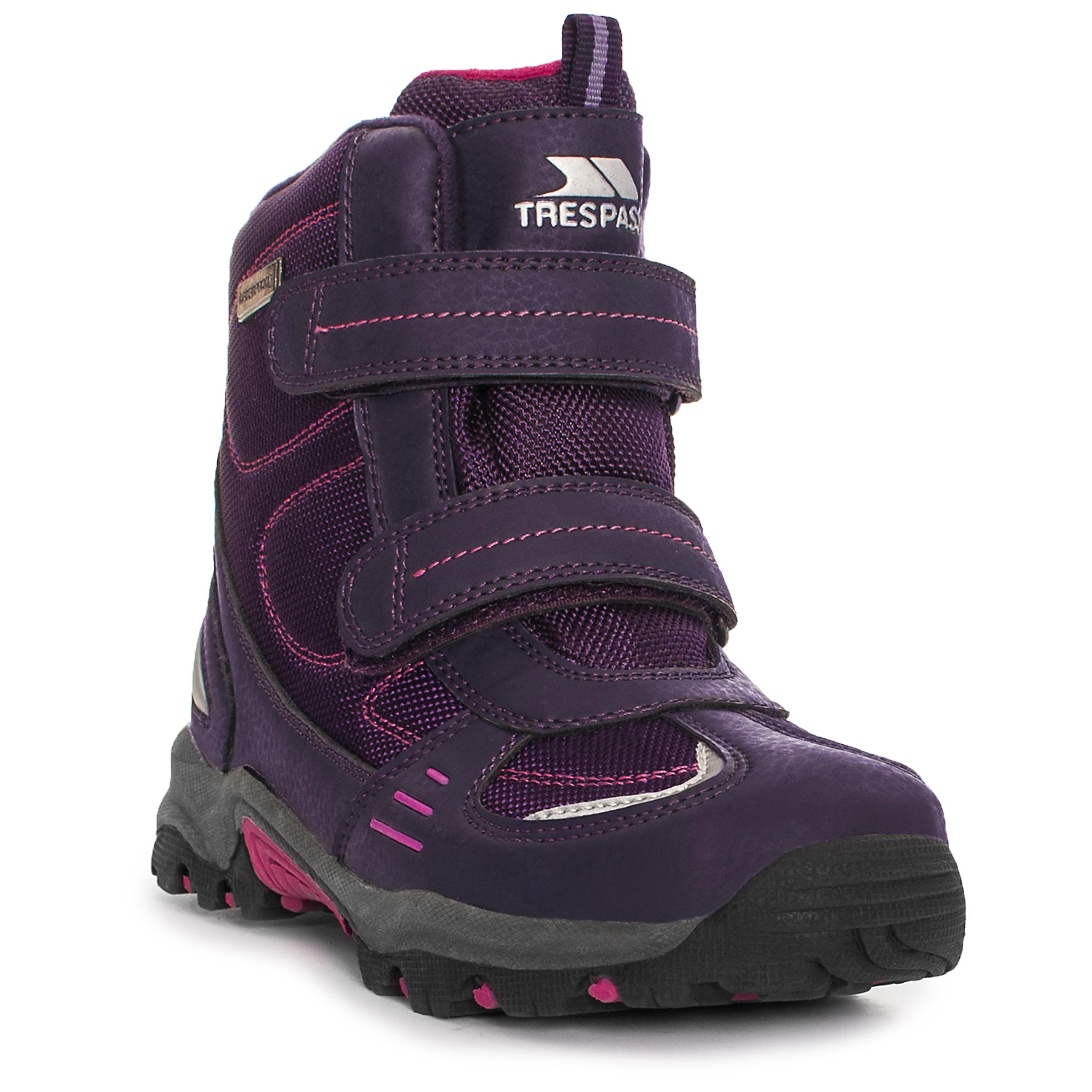 girls walking boots