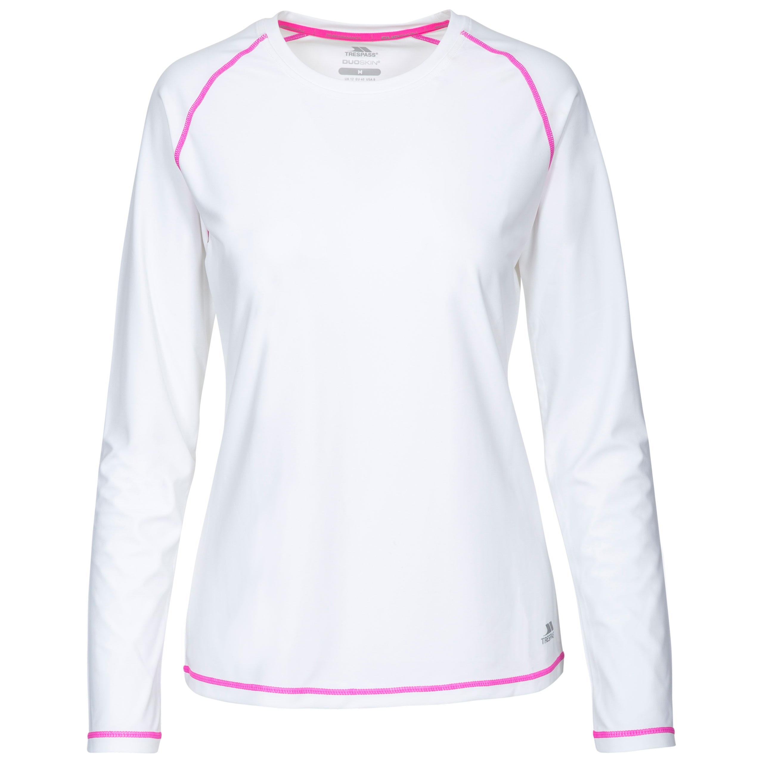 Hasting Womens Quick Dry Long Sleeve T-shirt
