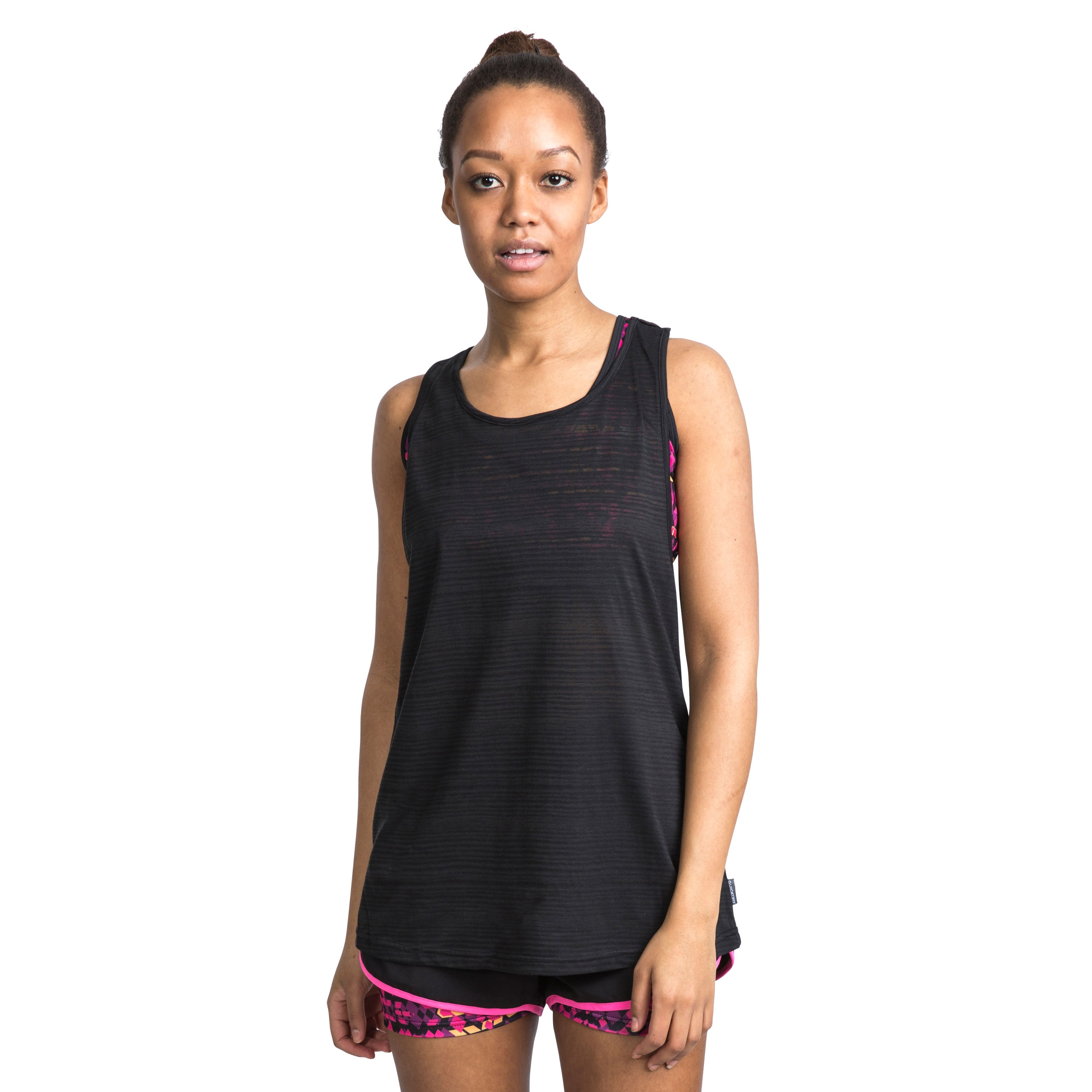 Kaylee Womens Sleeveless Active T-shirt