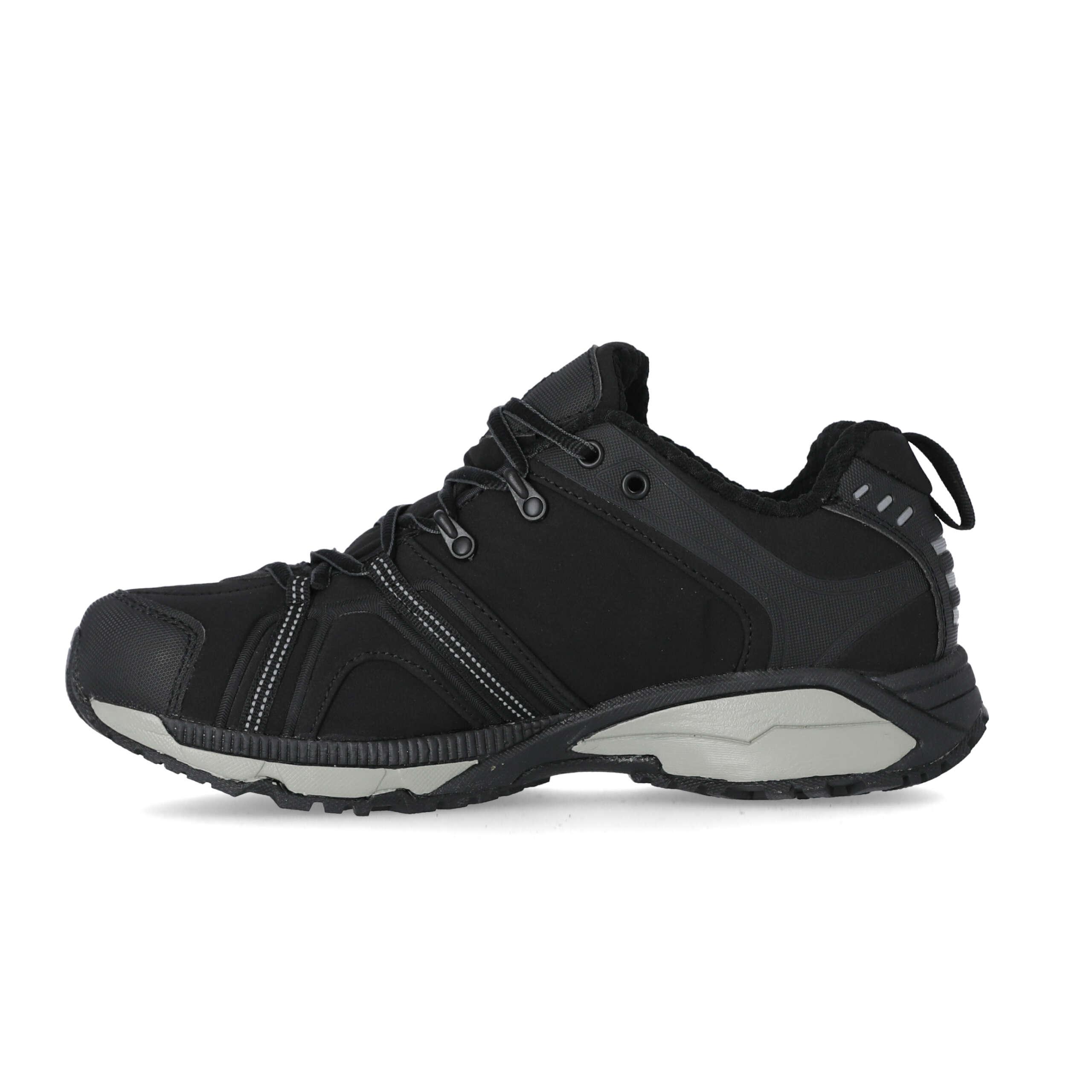 TRESPASS Clavier DLX Homme Noir Noir Noir Imperméable De Sport Course Chaussures De Sport d7071d
