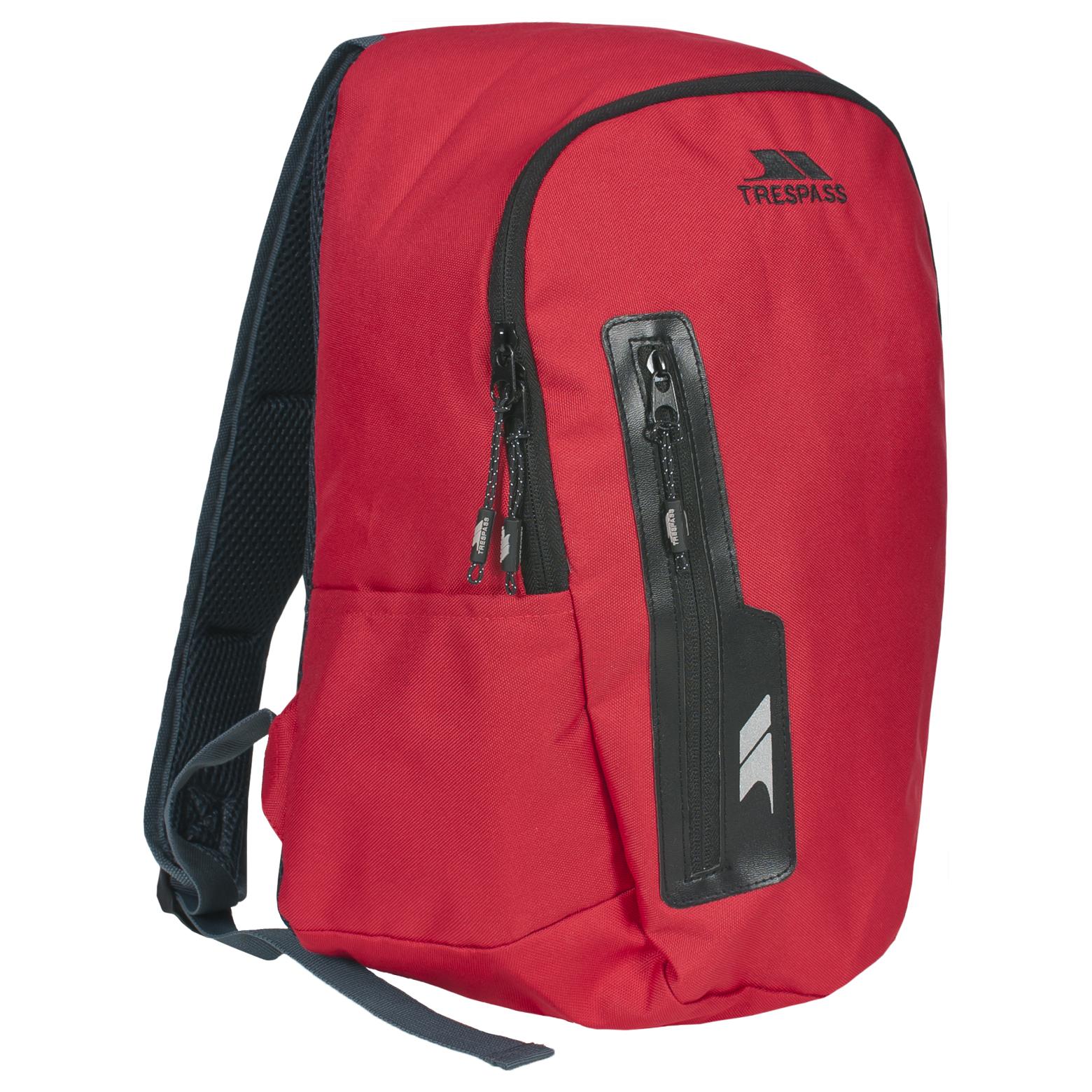 Trespass Lifty 18 Litre Backpack Work Gym Sport Hiking Rucksack