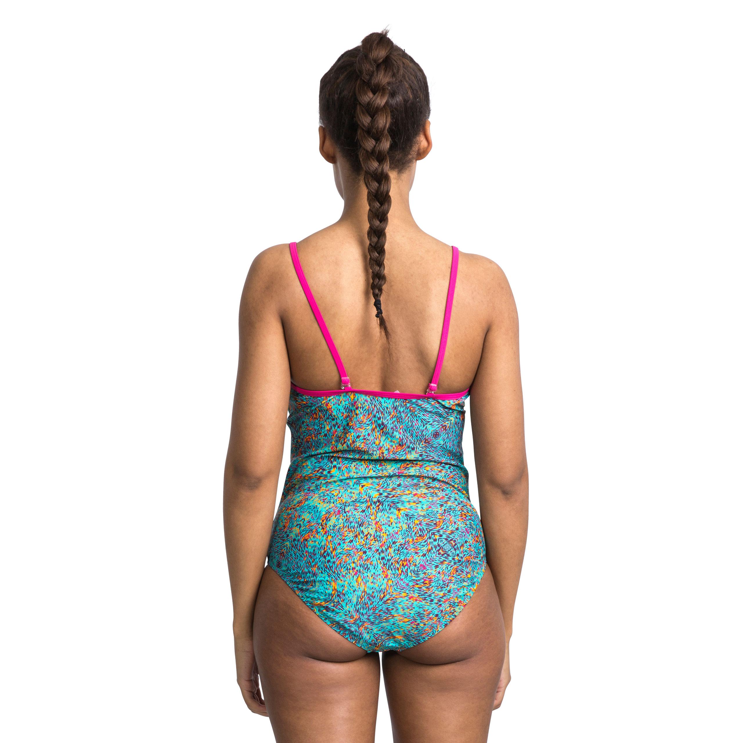 Trespass-Lotty-Womens-One-Piece-Swimsuit-Padded-Swimwear thumbnail 13