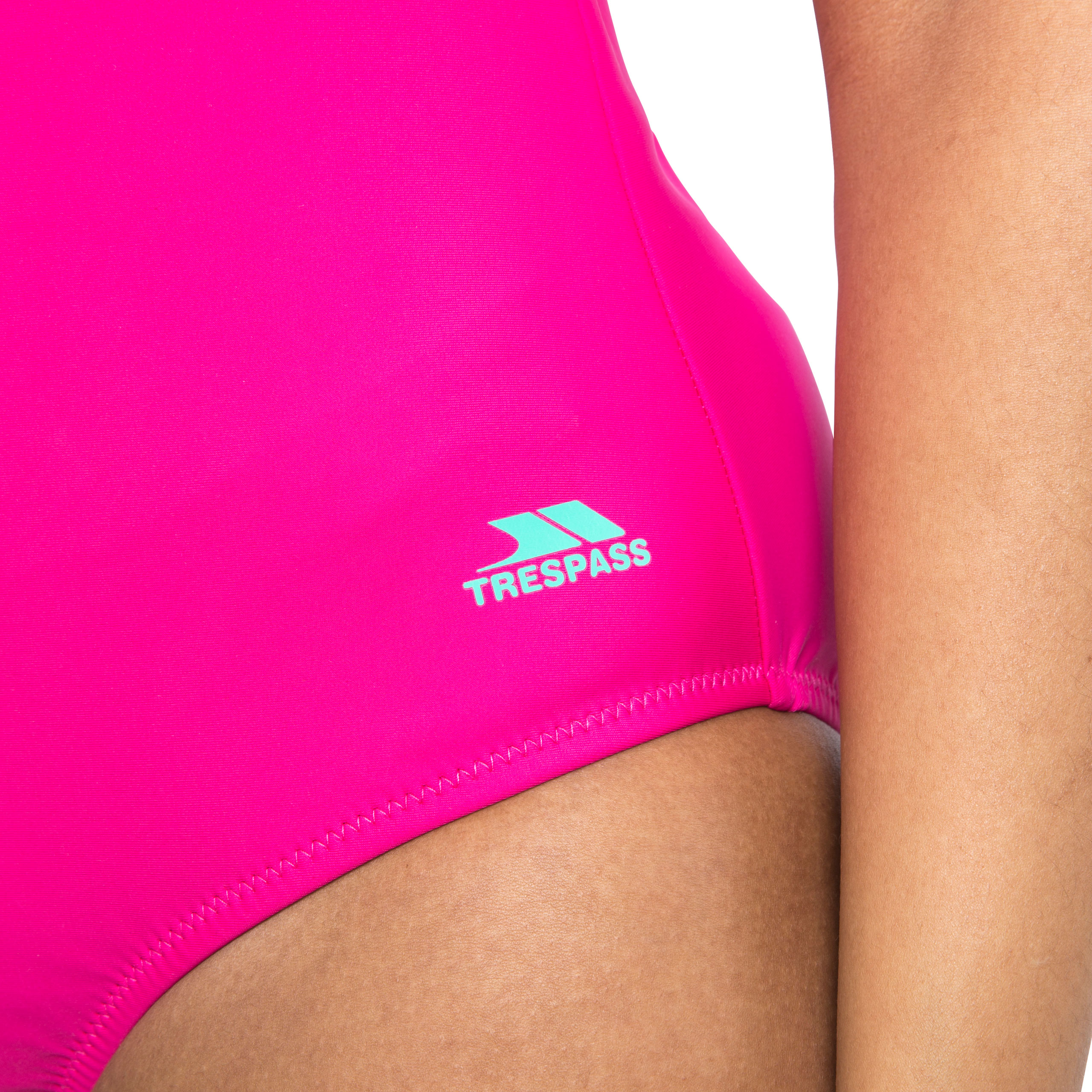 Trespass-Lotty-Womens-One-Piece-Swimsuit-Padded-Swimwear thumbnail 17