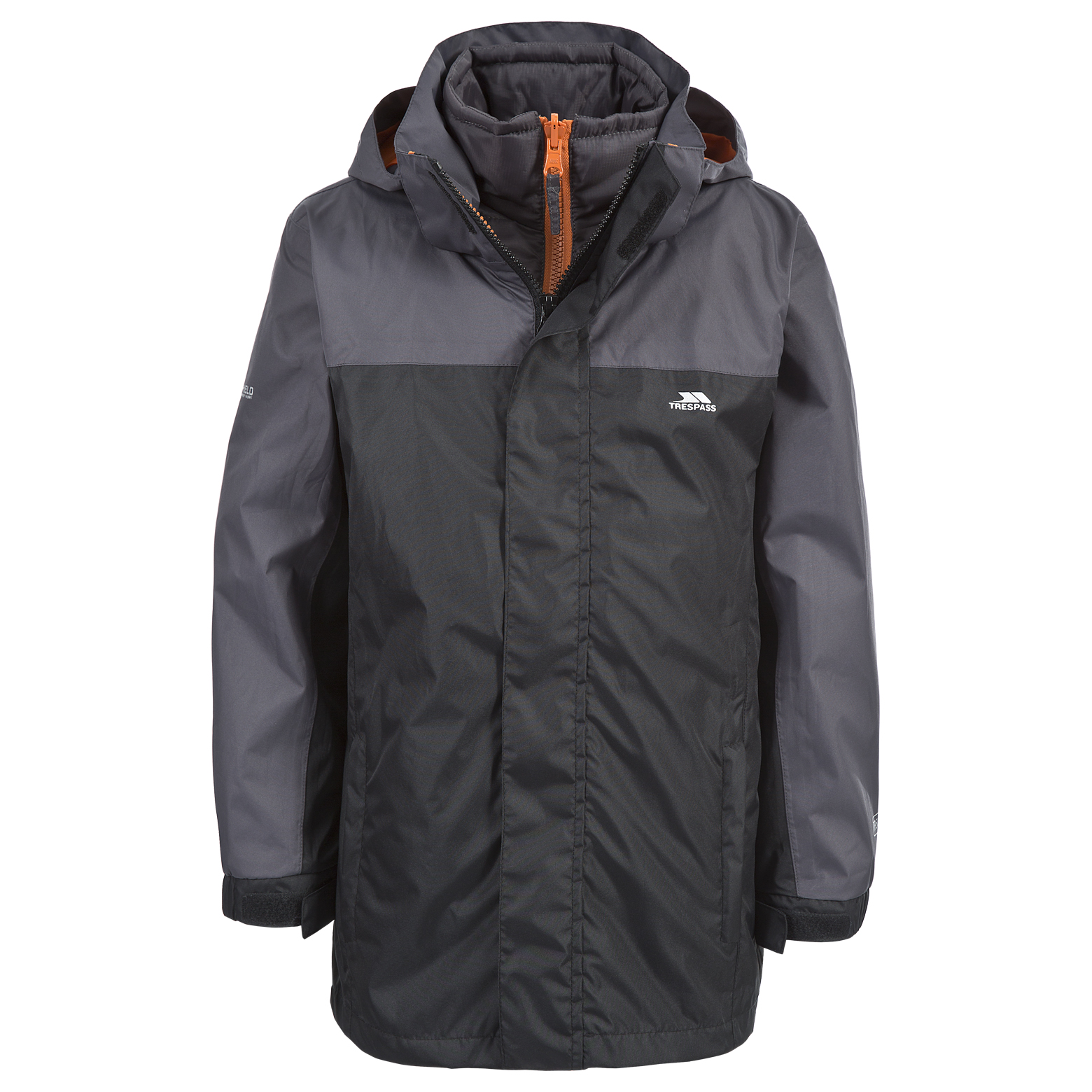 """The new L.L. Bean Peak 3-in-1 Jacket is one of the best jackets I've seen in a long time! The outer shell is lightweight, waterproof, and windproof with fully taped seams. The inner jacket is a water resistant, PrimaLoft liner that can be worn alone or zipped into the shell for very cold days."