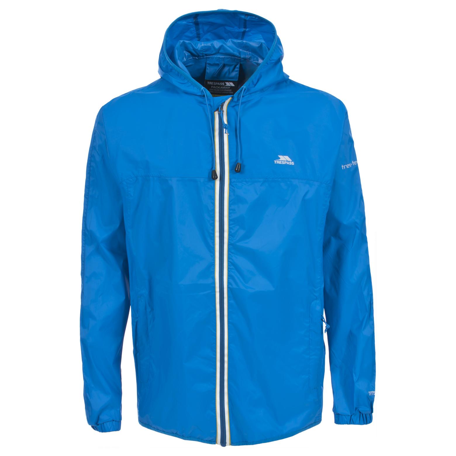 trespass malone mens waterproof breathable hooded rain coat jacket #1: malone majkrak elb a copy
