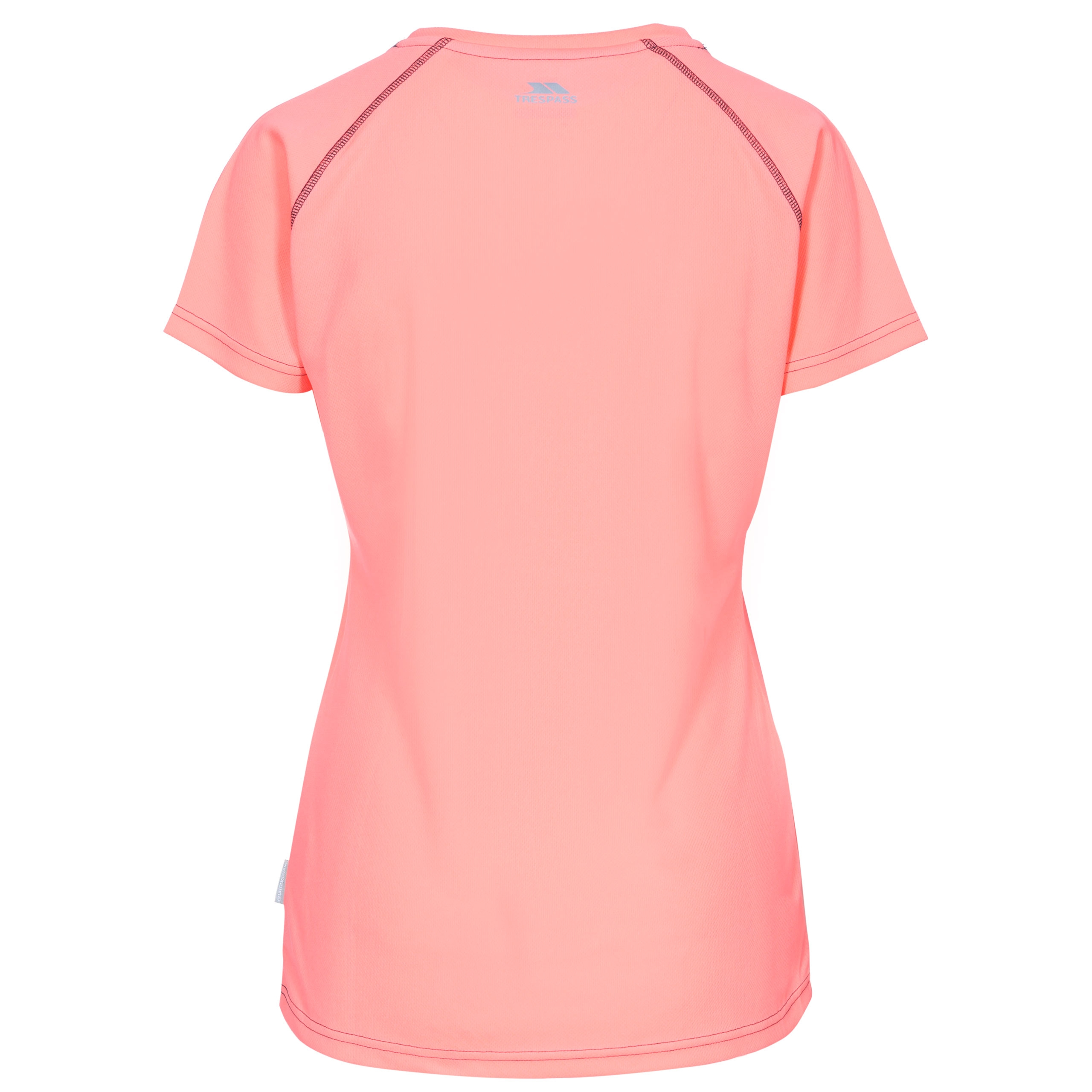 Trespass-Mamo-Womens-Reflective-Top-Short-Sleeve-T-Shirt-for-Hiking-and-Workout thumbnail 22