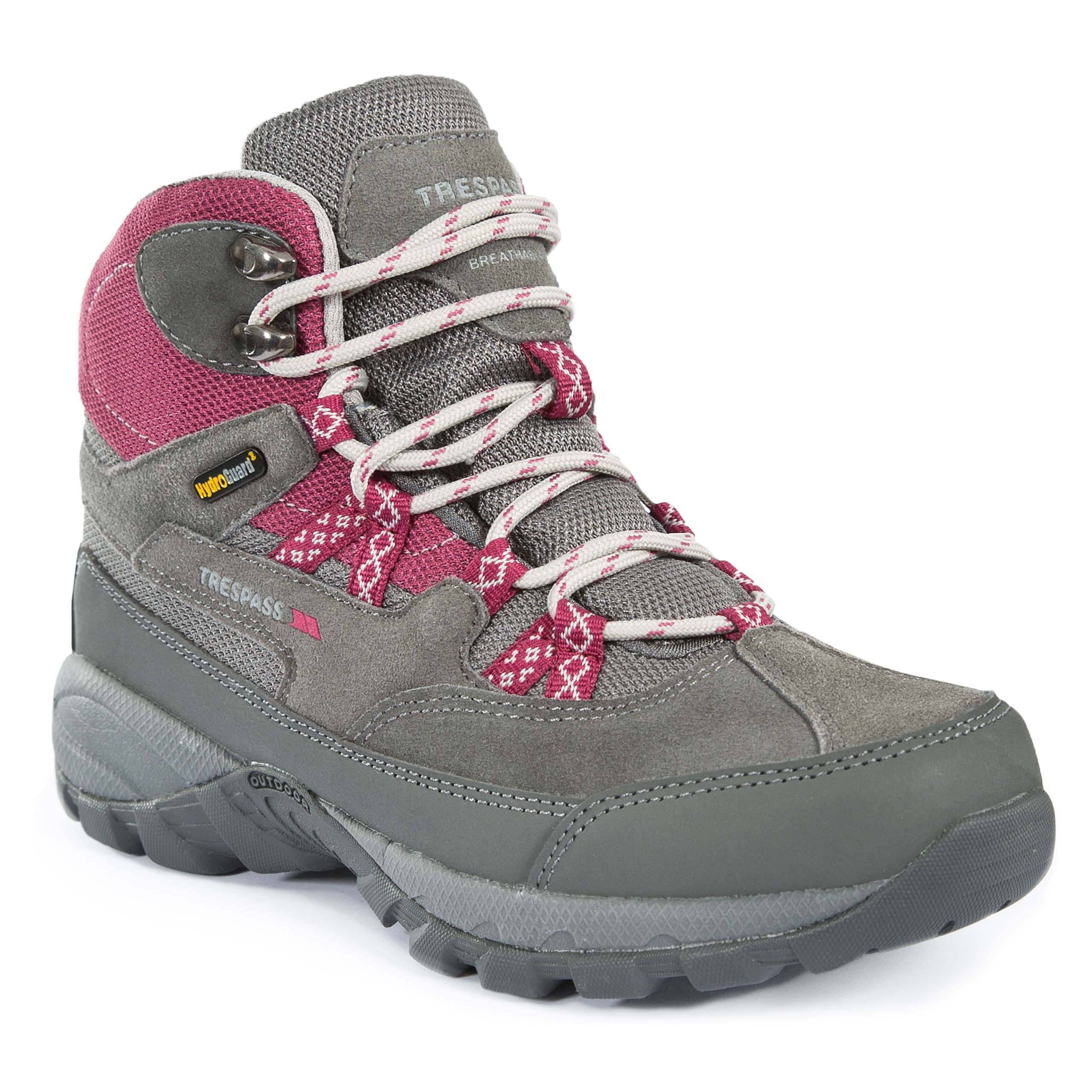 f226f6cc320 Merse Women's Breathable Walking Boots