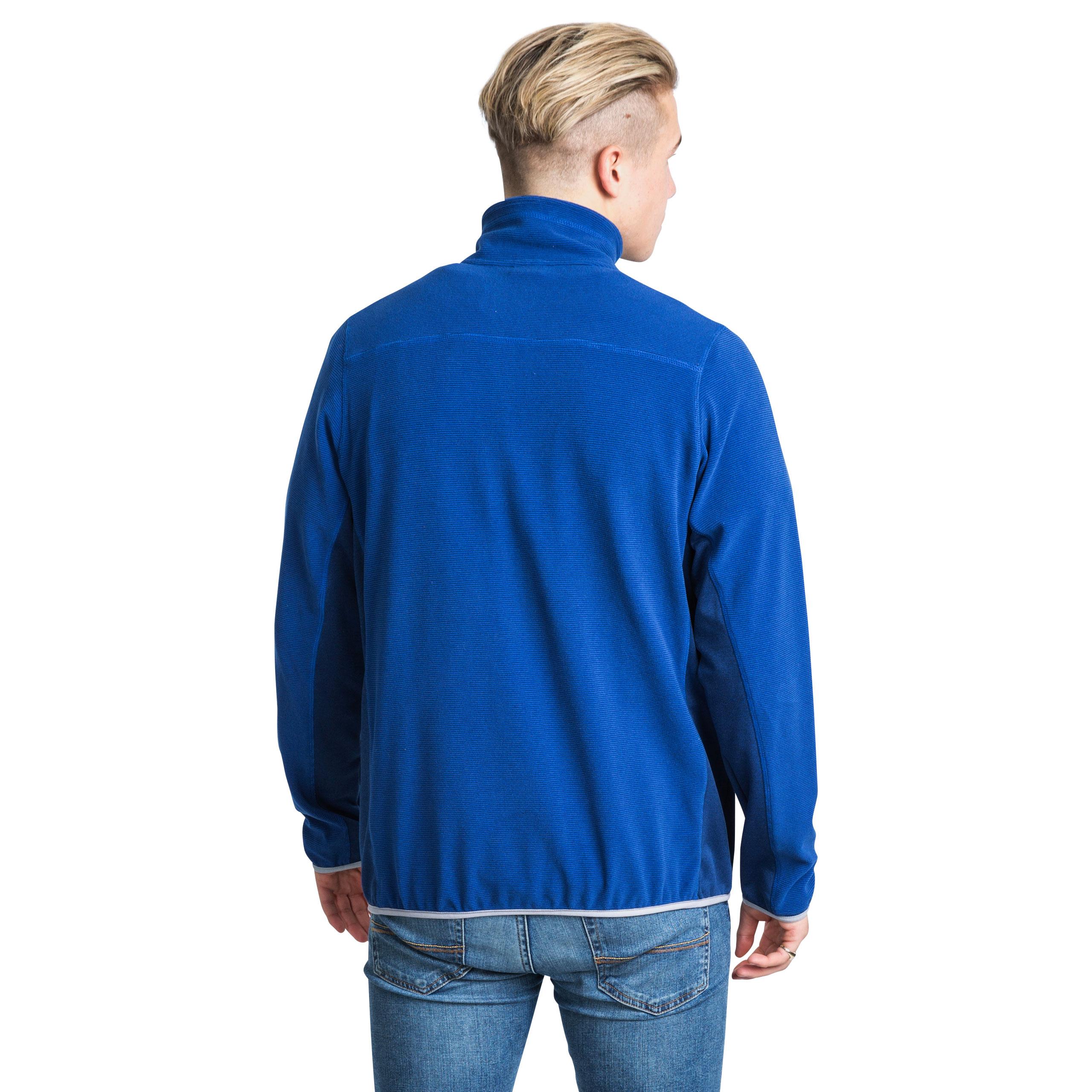 Trespass-Mirth-Mens-Textured-Fleece-Jacket-Full-Front-Hiking-Jumper-with-Pockets thumbnail 16