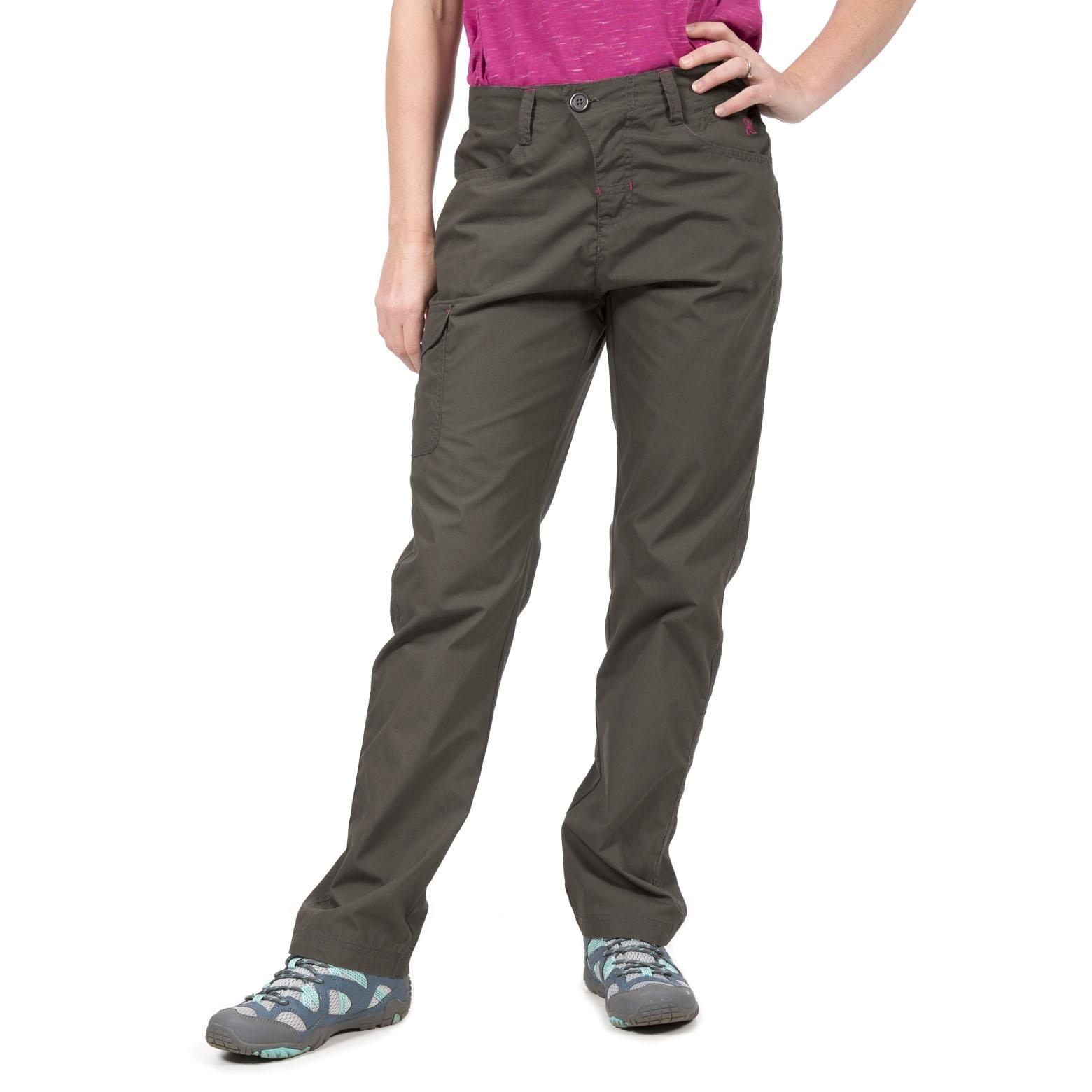 Trespass Rambler Womens Walking Trousers Hiking Pants with 5 Pockets