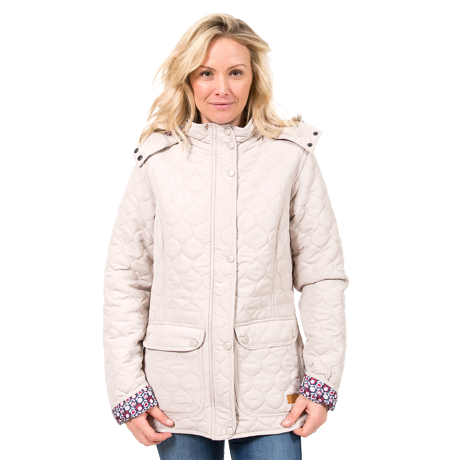 7873fc48efb56 Jenna Women s Casual Parka Jacket