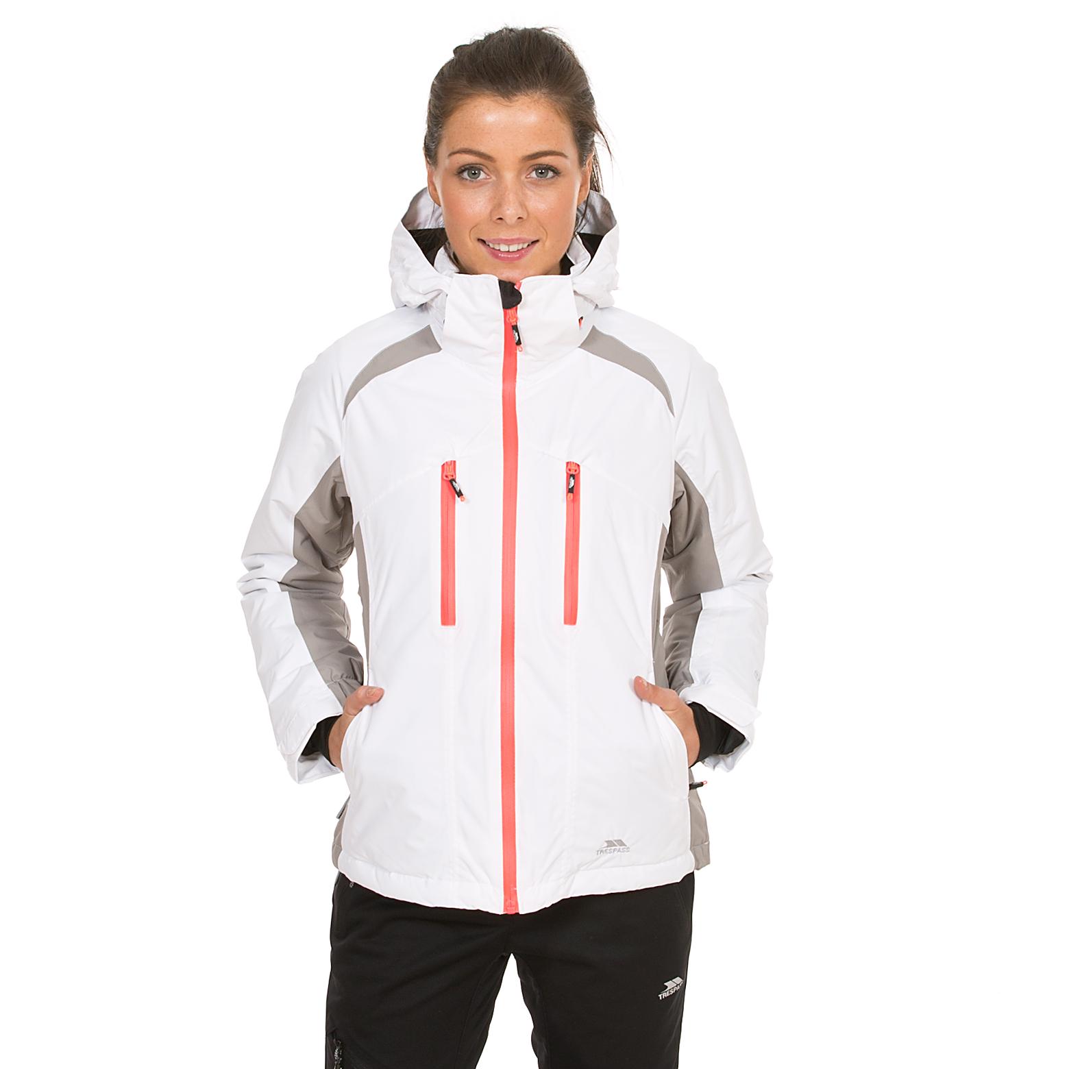 a970b2c66a Adelena Womens Ski Jacket
