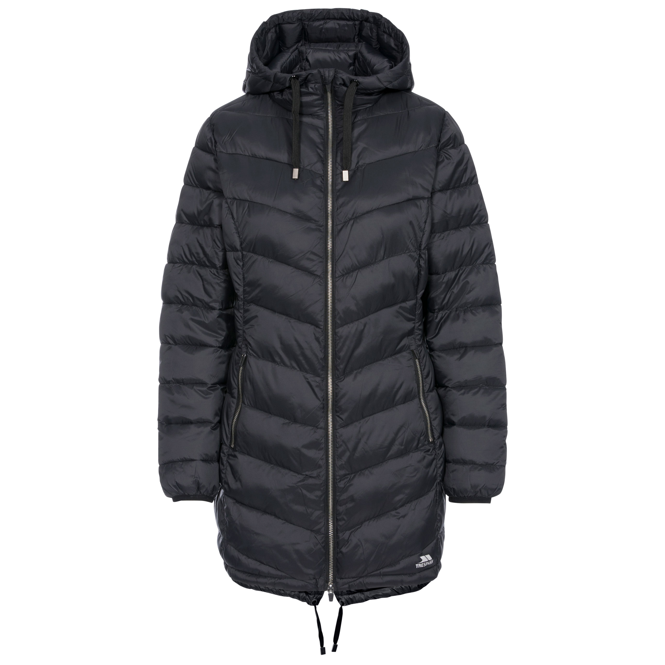 Trespass-Rianna-Womens-Padded-Jacket-Puffer-Coat-With-Hood-For-Ladies thumbnail 15