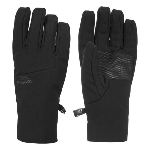 Trespass Atherton Women Men Gloves Touch Screen Compatible