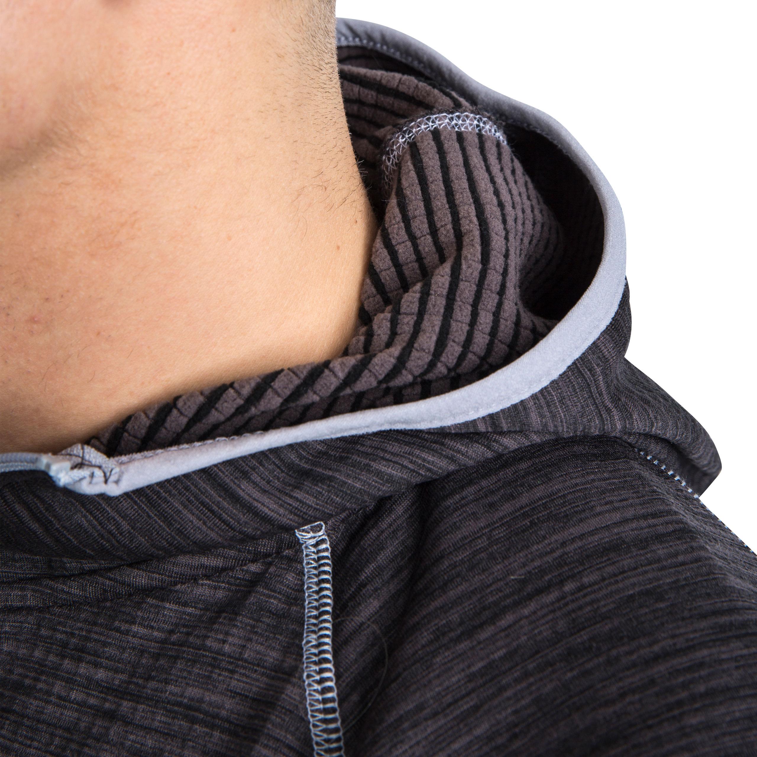 Trespass-Shale-Mens-Pull-Over-Hooded-Fleece-Warm-Hiking-Jumper thumbnail 14