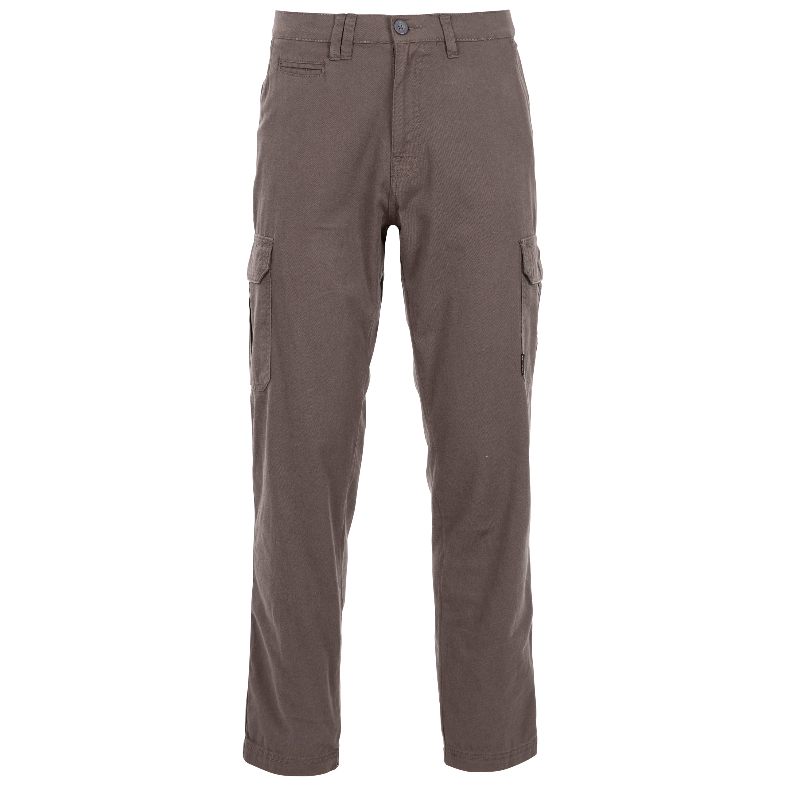 Trespass-Tipner-Mens-Walking-Hiking-Pants-Cotton-Breathable-Trousers thumbnail 14