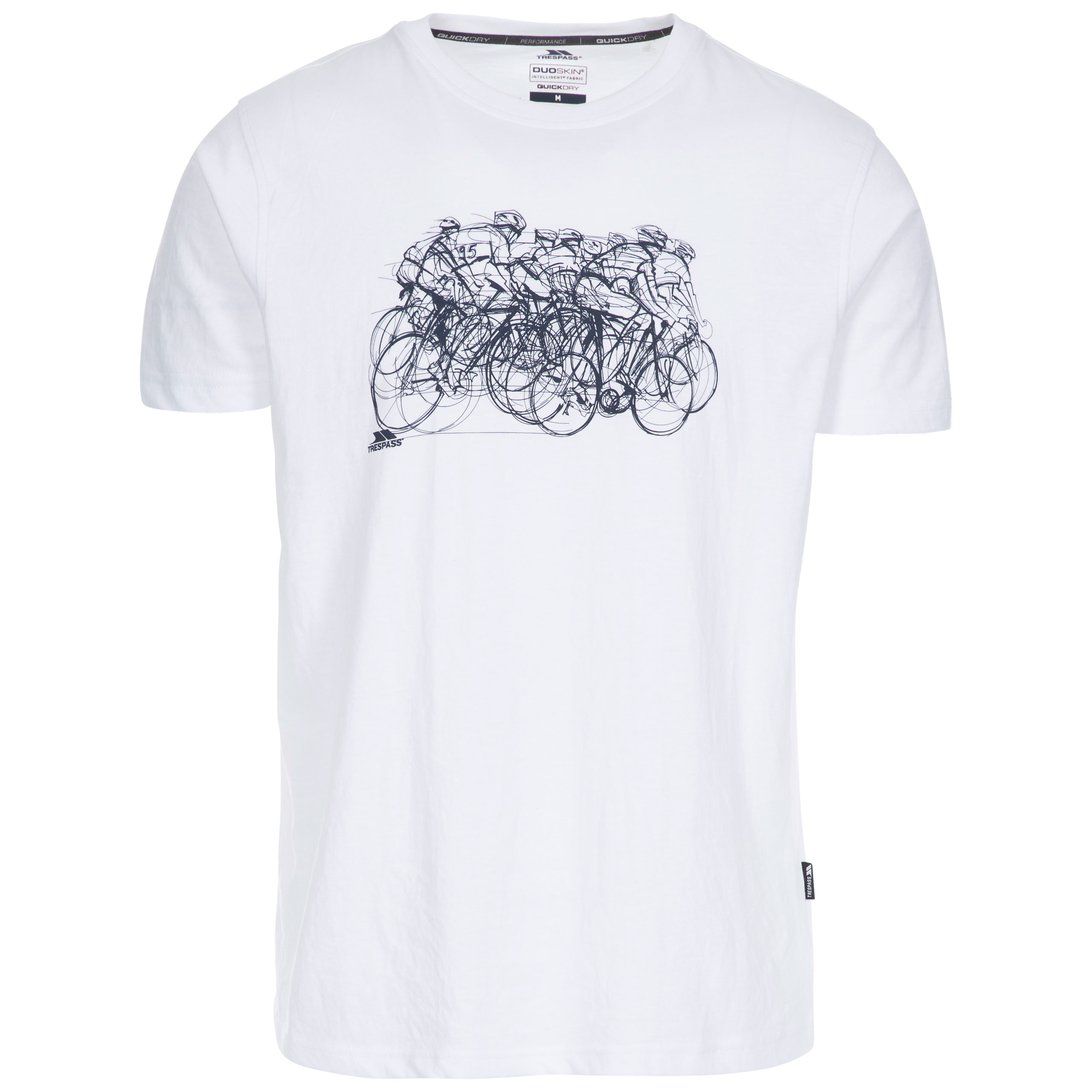 Wicky Ii Mens Quick Dry Casual T-shirt