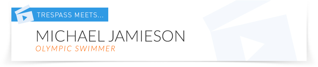 Trespass meets Michael Jamieson