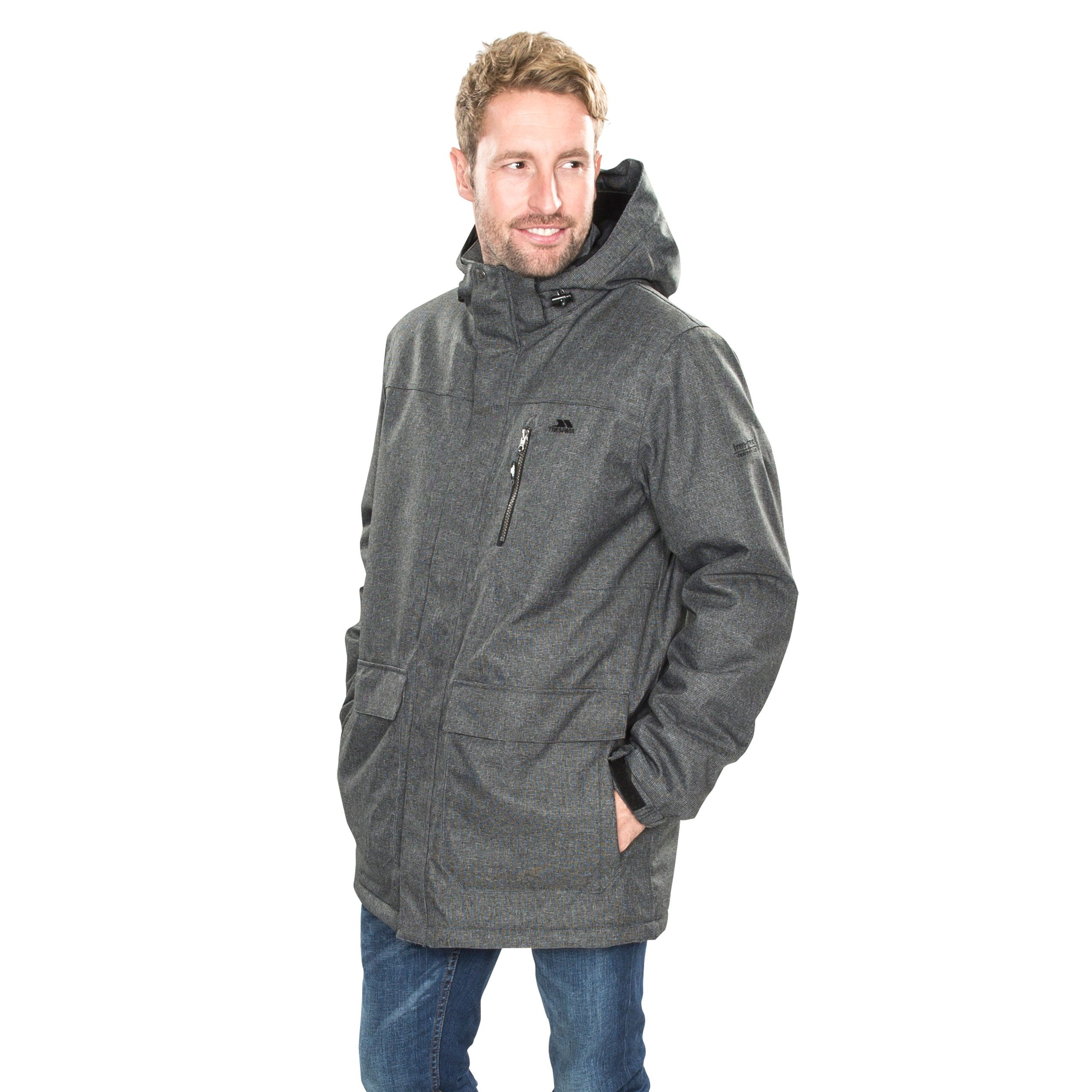 Allen Mens Dlx Recco Waterproof Ski Jacket