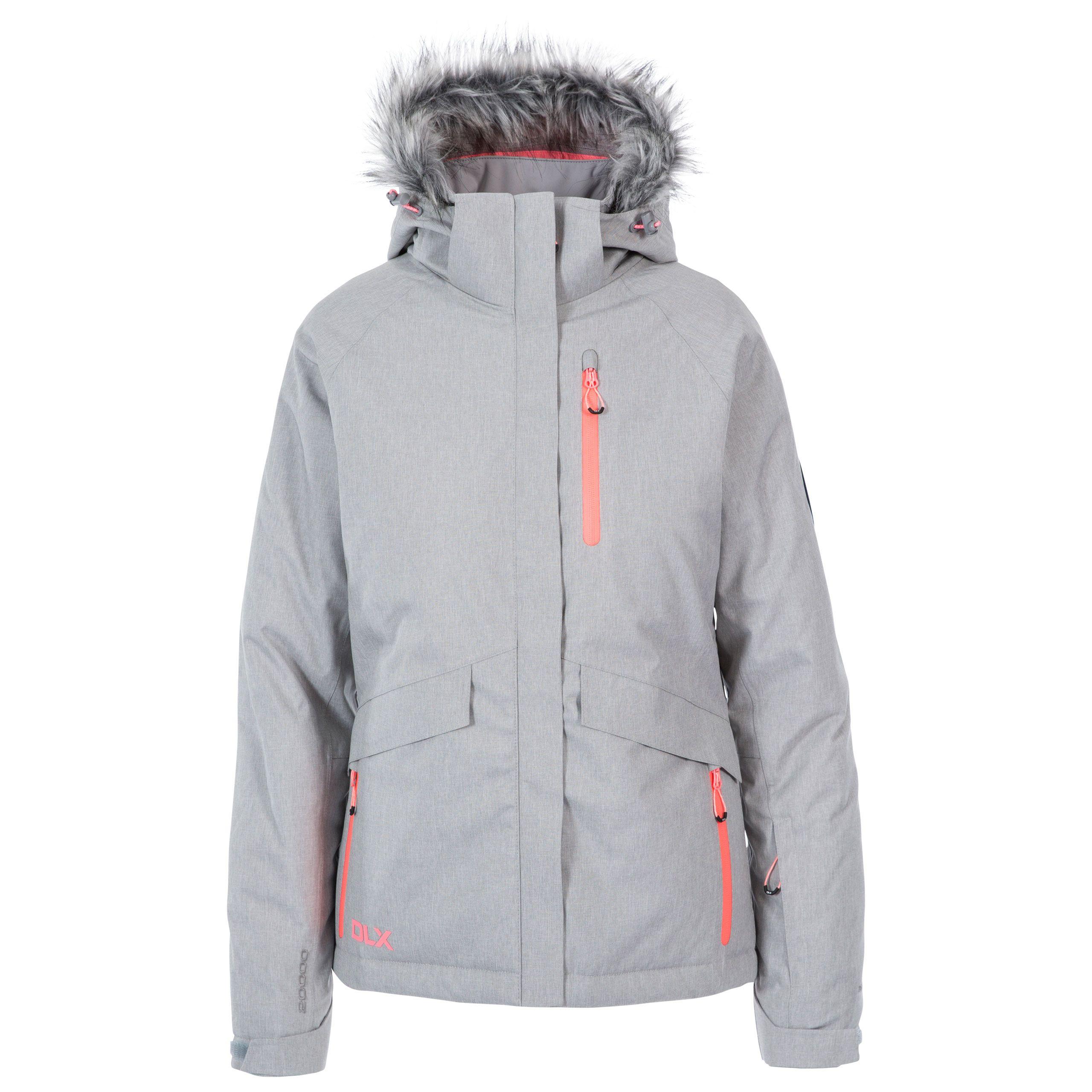 Francesca Womens Dlx  Waterproof Recco Ski Jacket