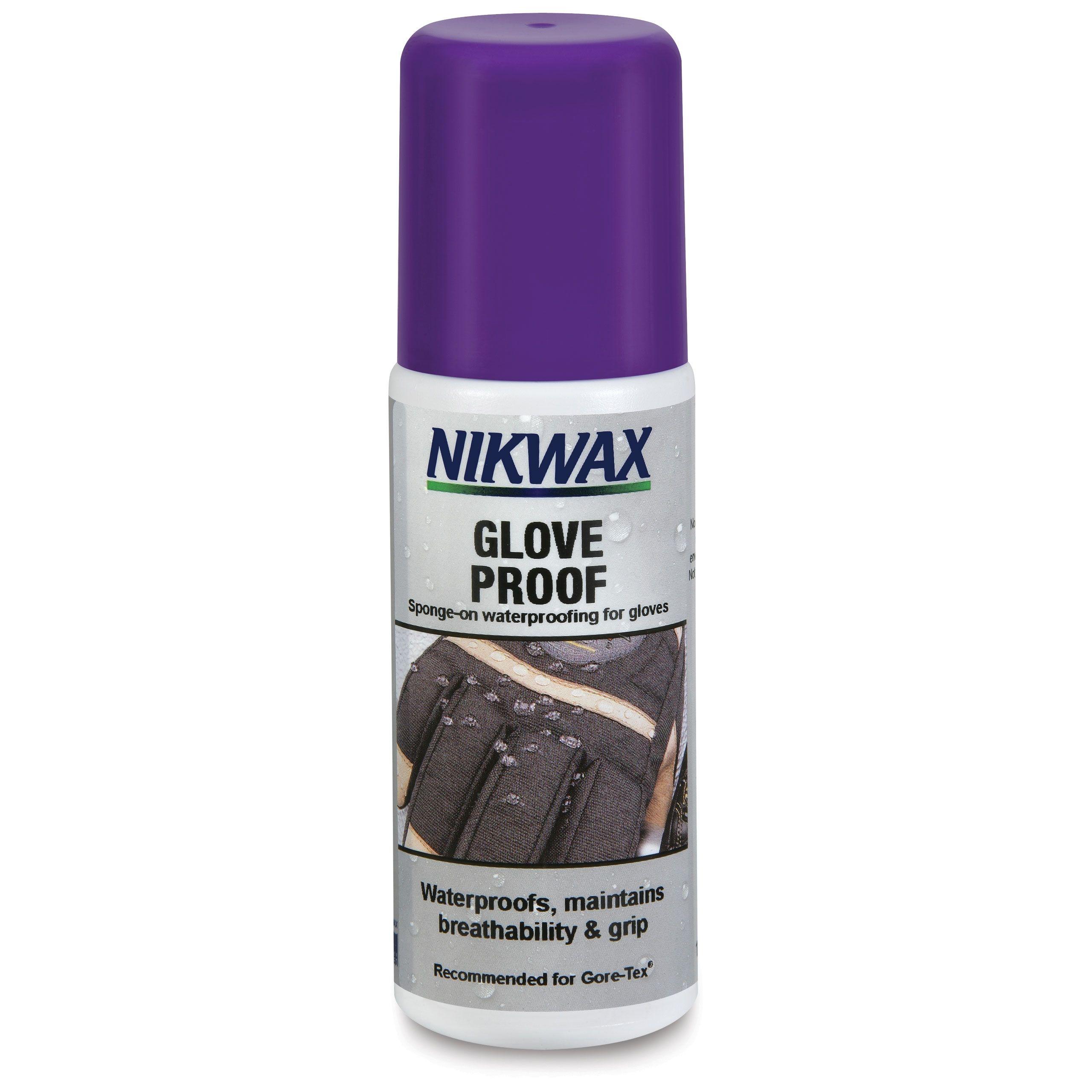 Nikwax Glove Proof Sponge On Waterproofer 125ml
