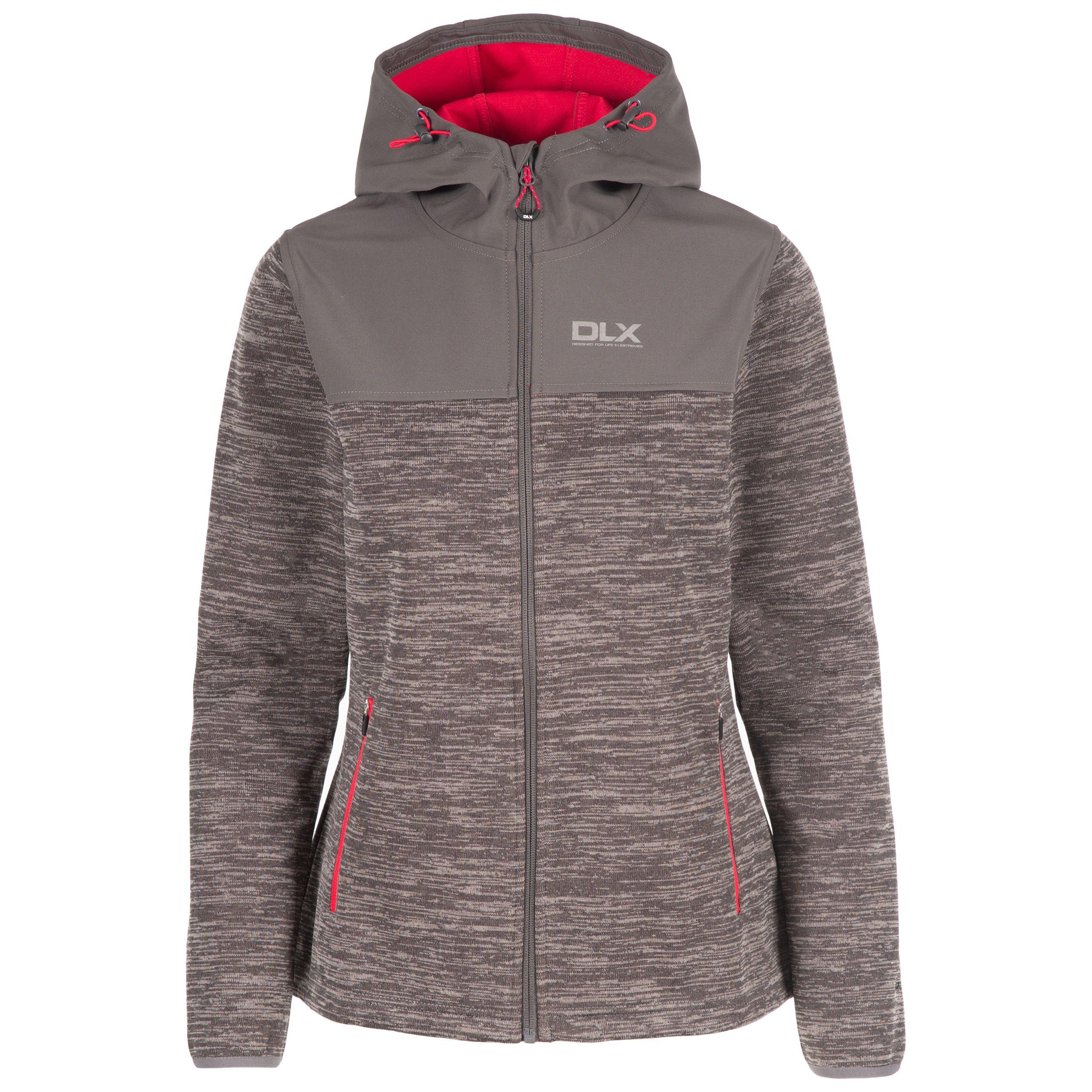 Kirsti Womens Dlx Breathable Softshell Jacket