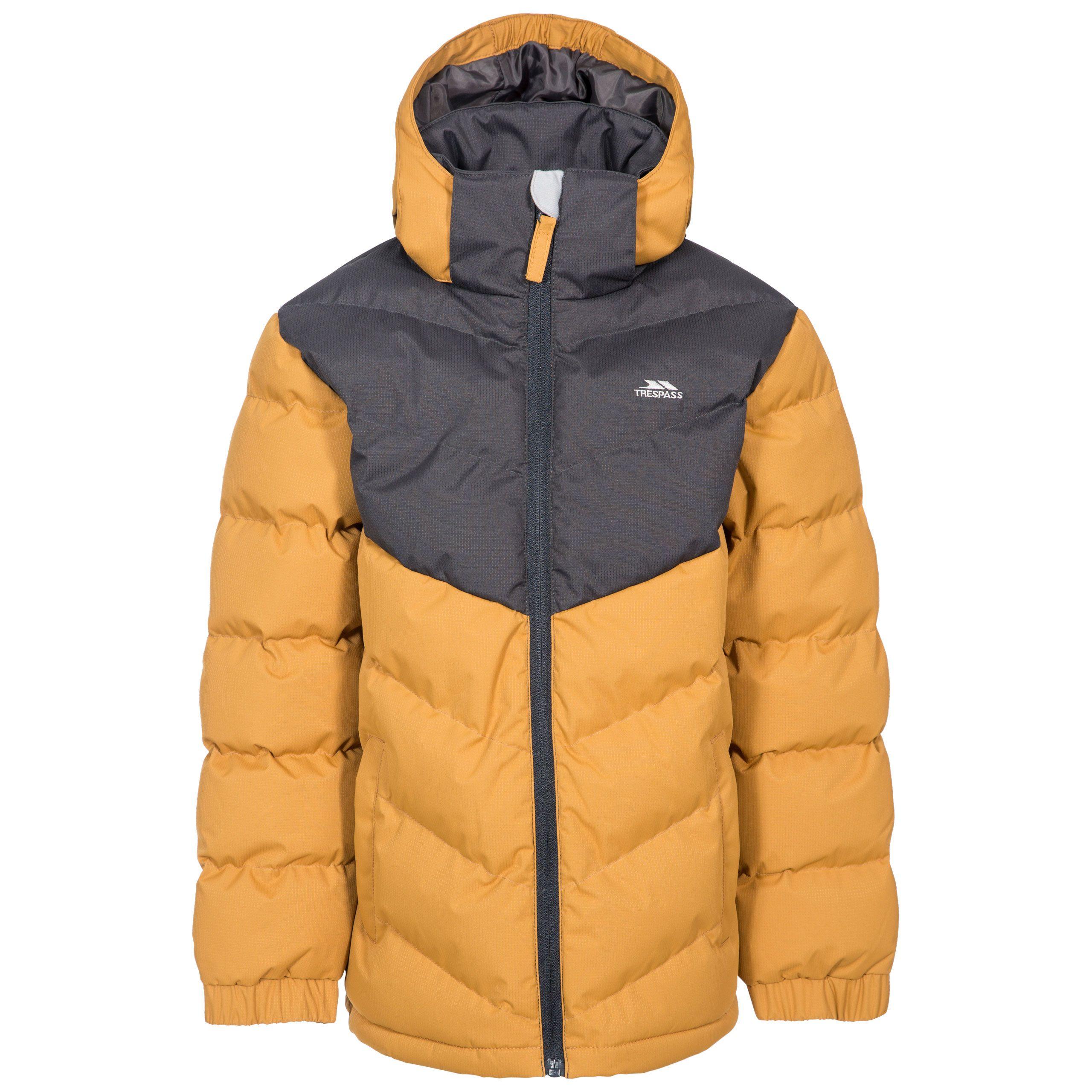 Retract Mens Hi-vis Waterproof Packaway Jacket