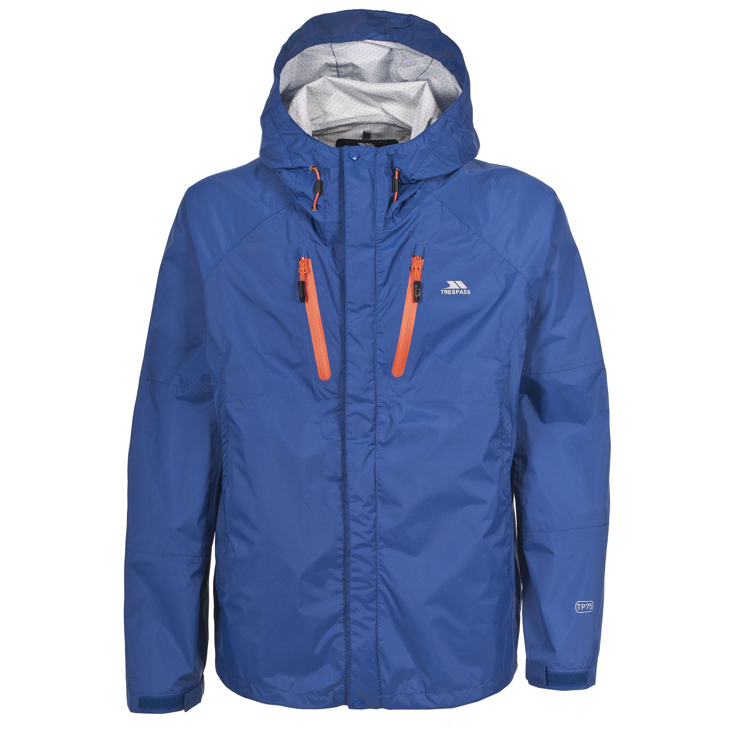 Oskar Mens Padded Water Resistant Jacket