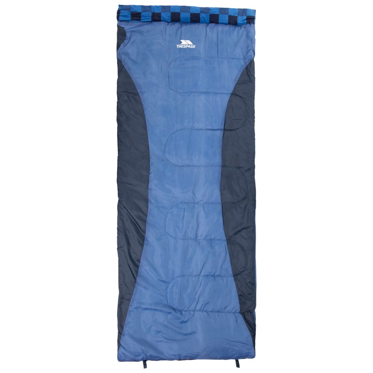 Trespass 4 Season Sleeping Bag Water Resistant Pitched