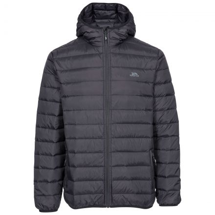 Stanley Men's Ultra Lightweight Packaway Down Jacket in Black