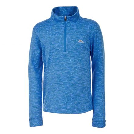 Abra Kids' Quick Dry Active Top in Blue
