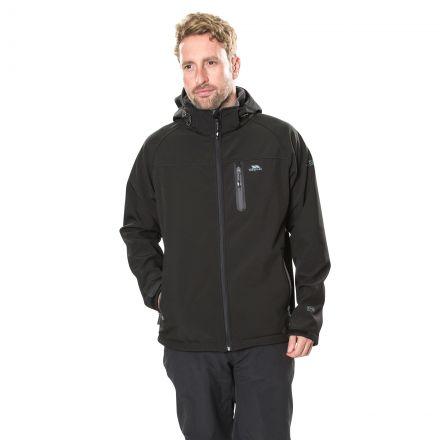 Accelerator II Men's Breathable Windproof Softshell Jacket