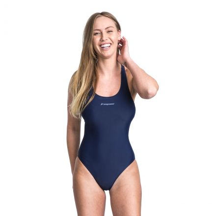 Adlington Women's Athletic Swimming Costume in Navy