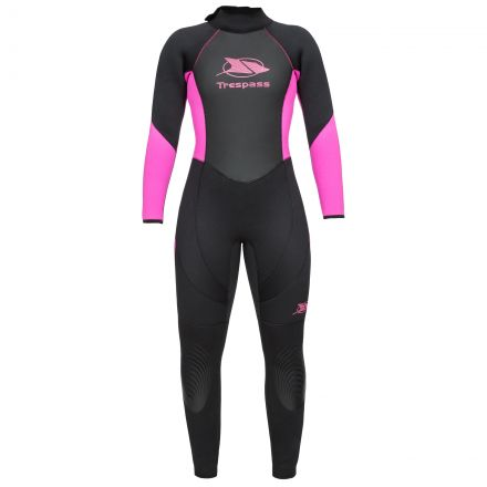 Aquaria Women's 5mm Full Wetsuit in Black