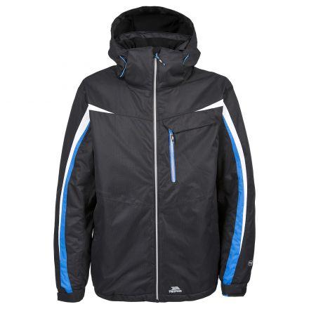 Audino Men's Ski Jacket - Red/Black in Black