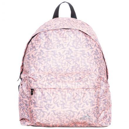 Britt Kids' Printed 16L Backpack in Light Pink