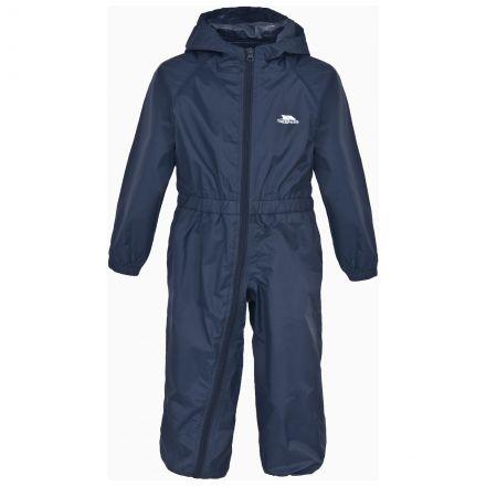 Button Kids' Rain Suit in Navy