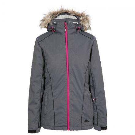 Caitly Women's Herringbone Padded Ski Jacket