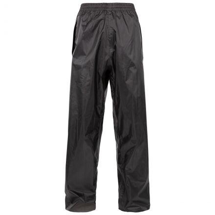 Carbondale Men's Waterproof Trousers in Black