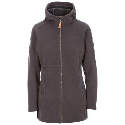 Citizen Women's Hooded Fleece in Grey