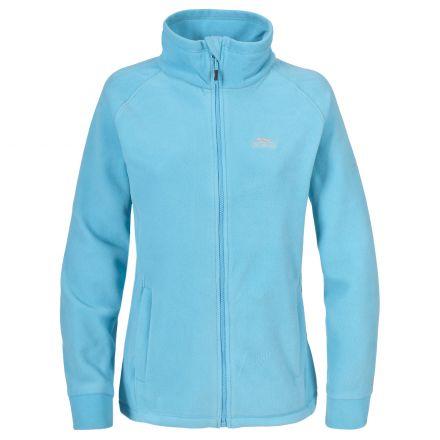 CLARICE Womens Full Zip Fleece Jacket