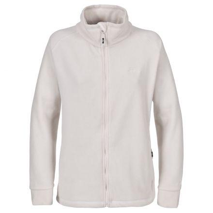 Clarice Women's Fleece in White