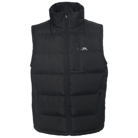 Clasp Mens Padded Gilet
