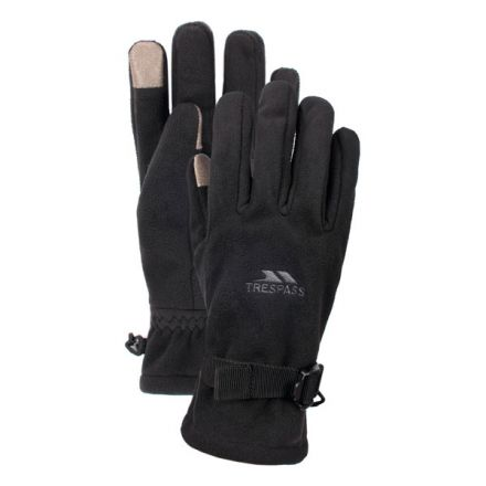 Contact Adults' Waterproof Gloves in Black