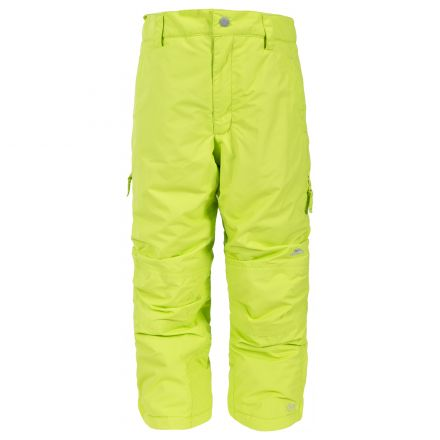 Contamines Kids' Salopettes in Green