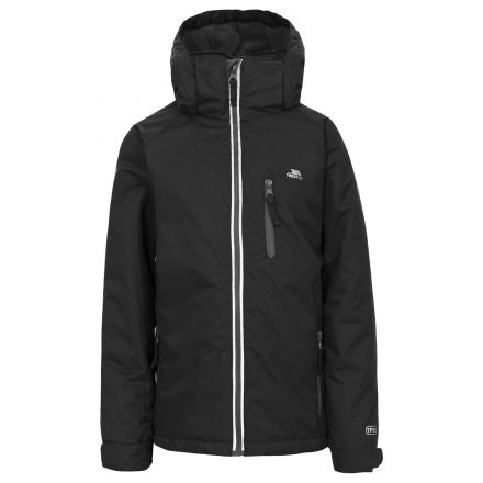 Cornell II Kids' Waterproof Jacket in Black