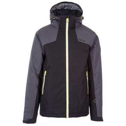 Coulson Men's DLX Waterproof RECCO Ski Jacket in Black
