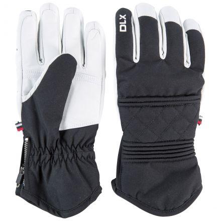 Derigi DLX Adults' Waterproof Gloves in Black