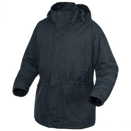 Elk Men's Waterproof Jacket in Navy