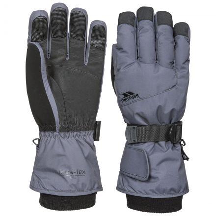 Ergon II Adults' Ski Gloves in Grey